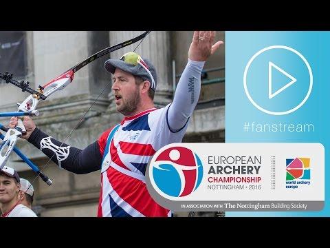 #FanStream: Great Britain v Russia – Recurve Men's Team Gold Final   European Champs 2016