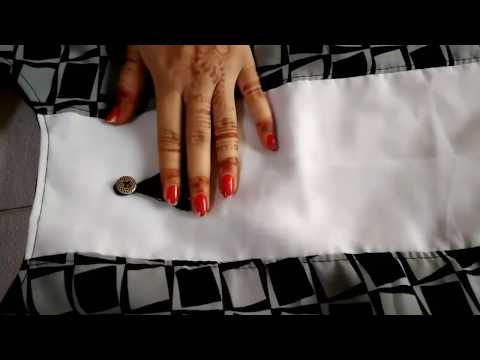 How to Make Silk Thread Tassel For Ladies Kurti....