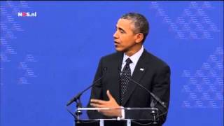 Obama: it has been truly gezellig