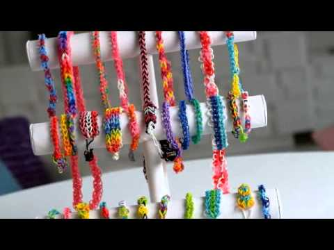 Smyths Toys Crazy Loom Bands Bracelet Maker Youtube