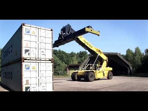 Hyster Inland Ports & Terminals Video 1