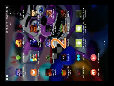 Five nights at android 1 for android