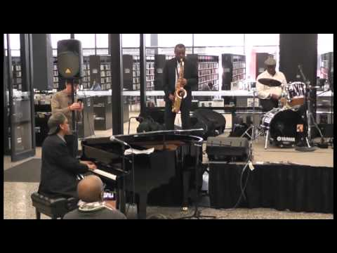 African Jazz at Distric Of Columbia Public Library