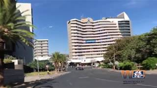 Видео Windhoek City. Namibia от Welwitschia TV, Виндхук, Намибия