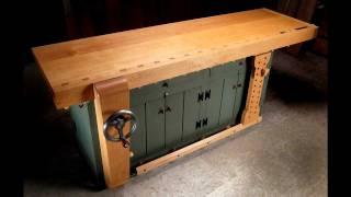 Shaker Bench Plans