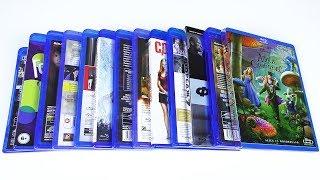 Пополнение коллекции #7 - Blu-ray фильмы