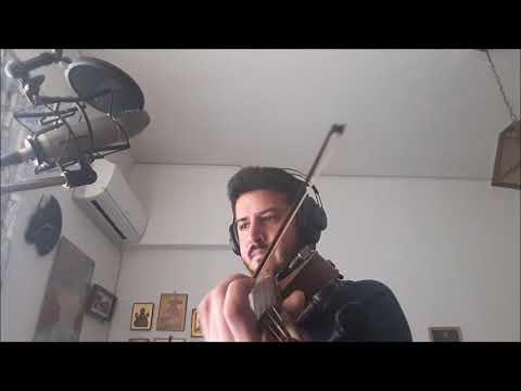 """""""ΓΙΑΤΙ ΤΟ ΜΕΤΑΝΙΩΝΕΙΣ"""" / Δημητρης Τσιβγουλης βιολι instrumental 2018"""