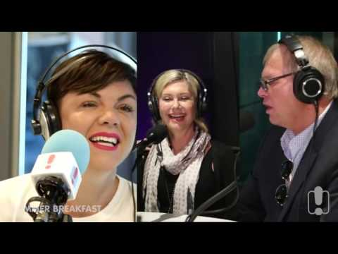 John Farnham - Fox FM Interview  (December 2016)