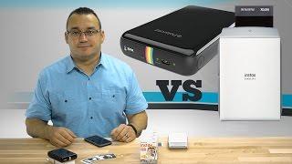 Polaroid ZIP Mobile Printer vs Fujifilm INSTAX SHARE SP-2 Printer