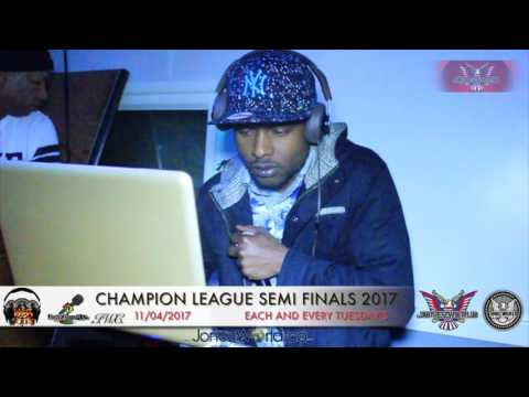 CHAMPION LEAGUE-WHO RUNZ DA ENDZ (NW LONDON) SOUND CLASH- SEMI FINALS 2017 PT 1