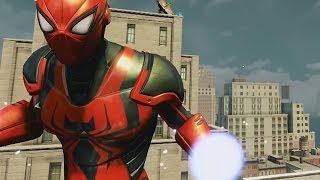 The Amazing Spider-Man 2 - Unlock The Ends of the Earth Suit/Costume/Outfit [DLC]