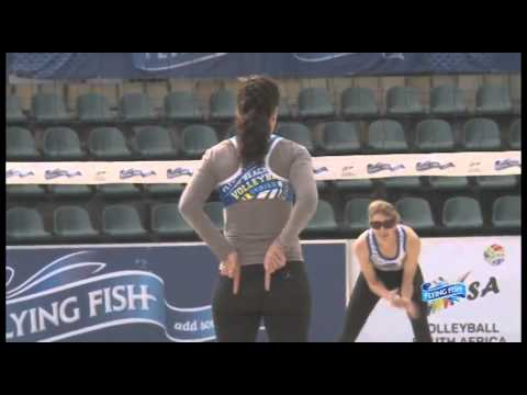 2014/15 Flying Fish Beach Volleyball Series - Johannesburg Part 1