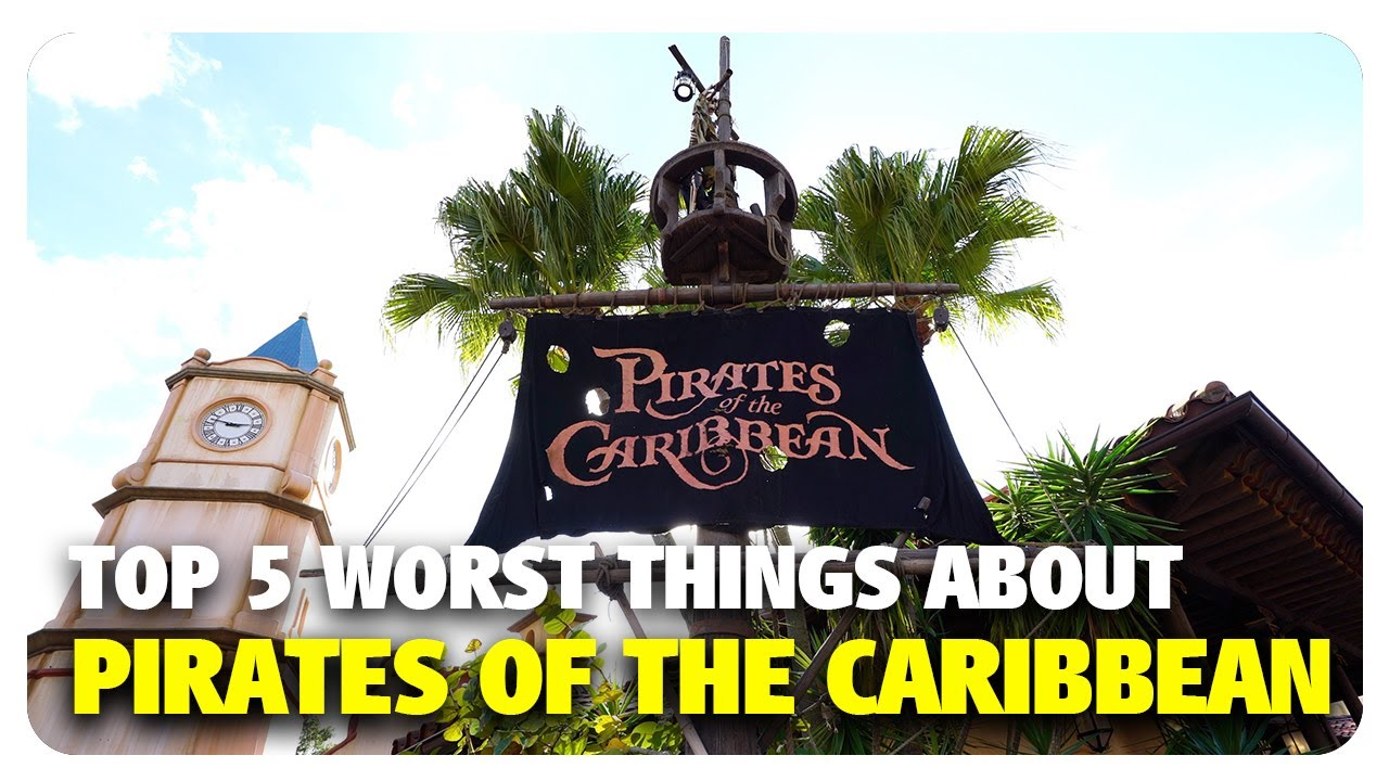 Disney s Pirates of the Caribbean Ride at Walt Disney World