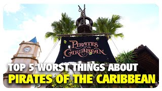 TOP 5 WORST Things About Pirates of the Caribbean | Best and Worst | 11/21/19
