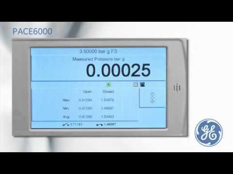 GE PACE6000 Modular Pressure Controller