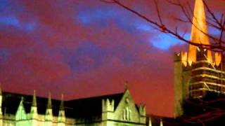 St Patrick Cathedral Choir(Ireland) - Bels and Choir.wmv