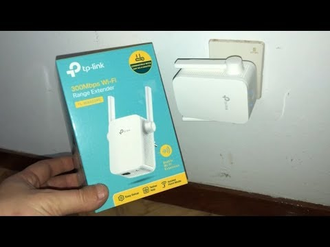 Configurar Repetidor Extender Red Wifi Tp Link Youtube