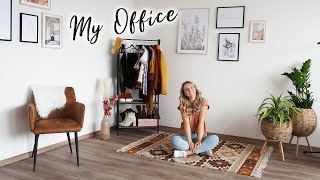 ENDLICH neue Möbel und ganz viel Herbst Deko! Mein Büro Teil 2 - TheBeauty2go