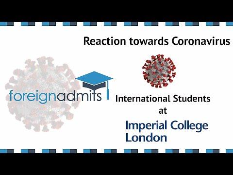 How Coronavirus Will Impact International Student?Ep8 Business Analytics (Imperial College Lonodon)