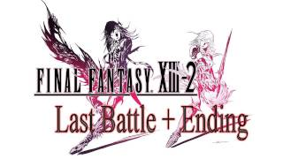 [PS3][JPN] Final Fantasy XIII-2 - Part 111 {Last Battle + Ending, Re-record}