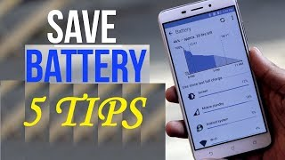 Android Mobile Battery Saving 5 Secret Tips! 5 பேட்டரி Saving Tips & Tricks தெரியுமா ???