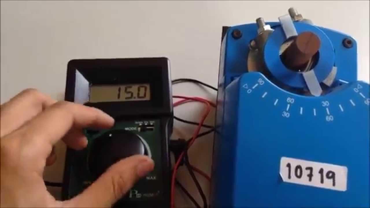maxresdefault johnson modulating actuator & valve l การติดตั้งและใช้งาน ชุดขับ  at edmiracle.co
