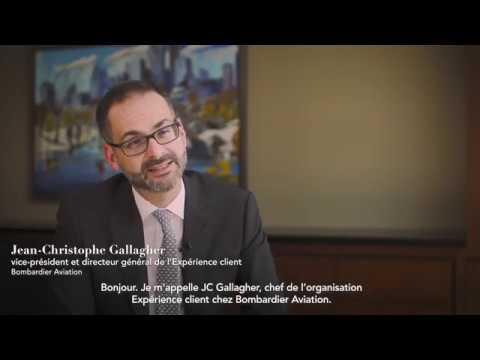 L'expérience client selon Jean-Christophe Gallagher