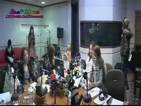 [100205] SNSD - Chinchin Radio 4_6 .mp4