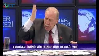 Yaşar Okuyan'dan Erdoğan'a fotoğraflı İsmet İnönü cevabı