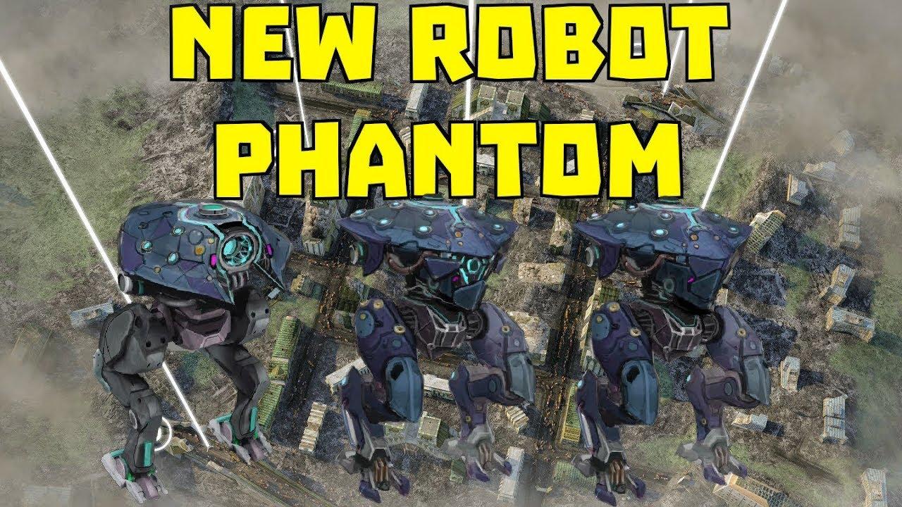 Dating en robot fantom