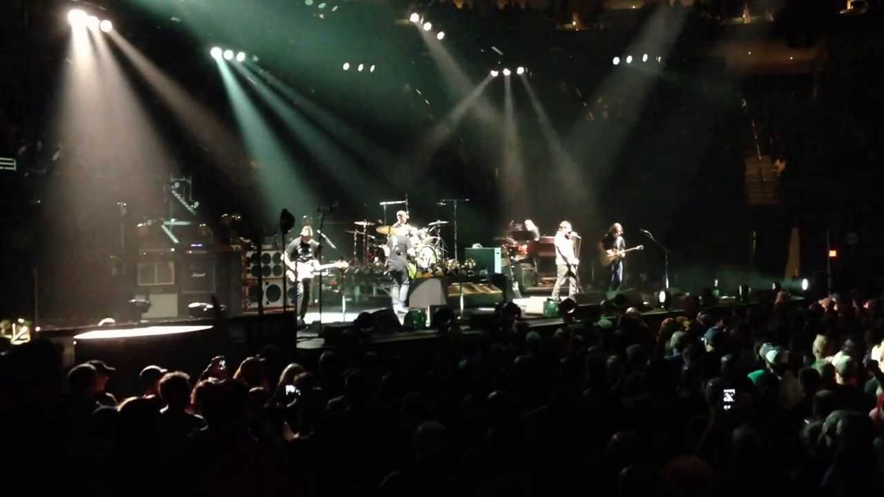 Pearl Jam - Let the Records Play - Pittsburgh, PA 10-11-13