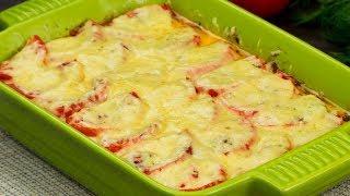 Când aștept oaspeți pregătesc această rețetă-legume cu piept de pui la cuptor! | SavurosTV