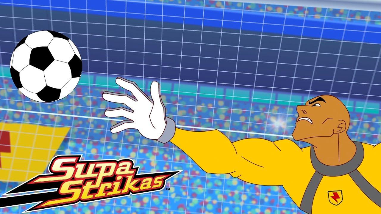 T4 Especial  | Campo visual |  Super Strikas | Súper Fútbol Dibujos Animados