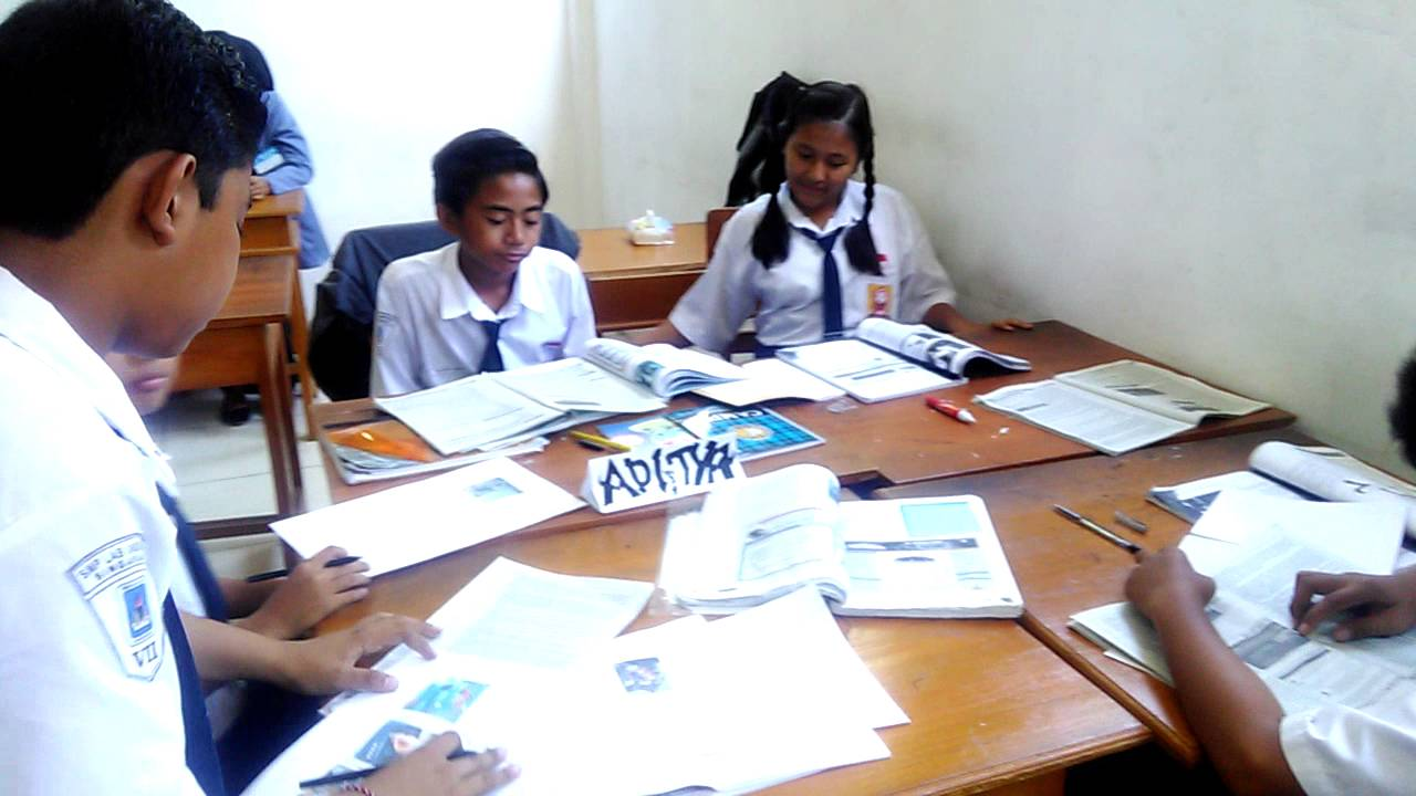 Pembelajaran TIK Model STAD (Kegiatan diskusi) / STAD ...