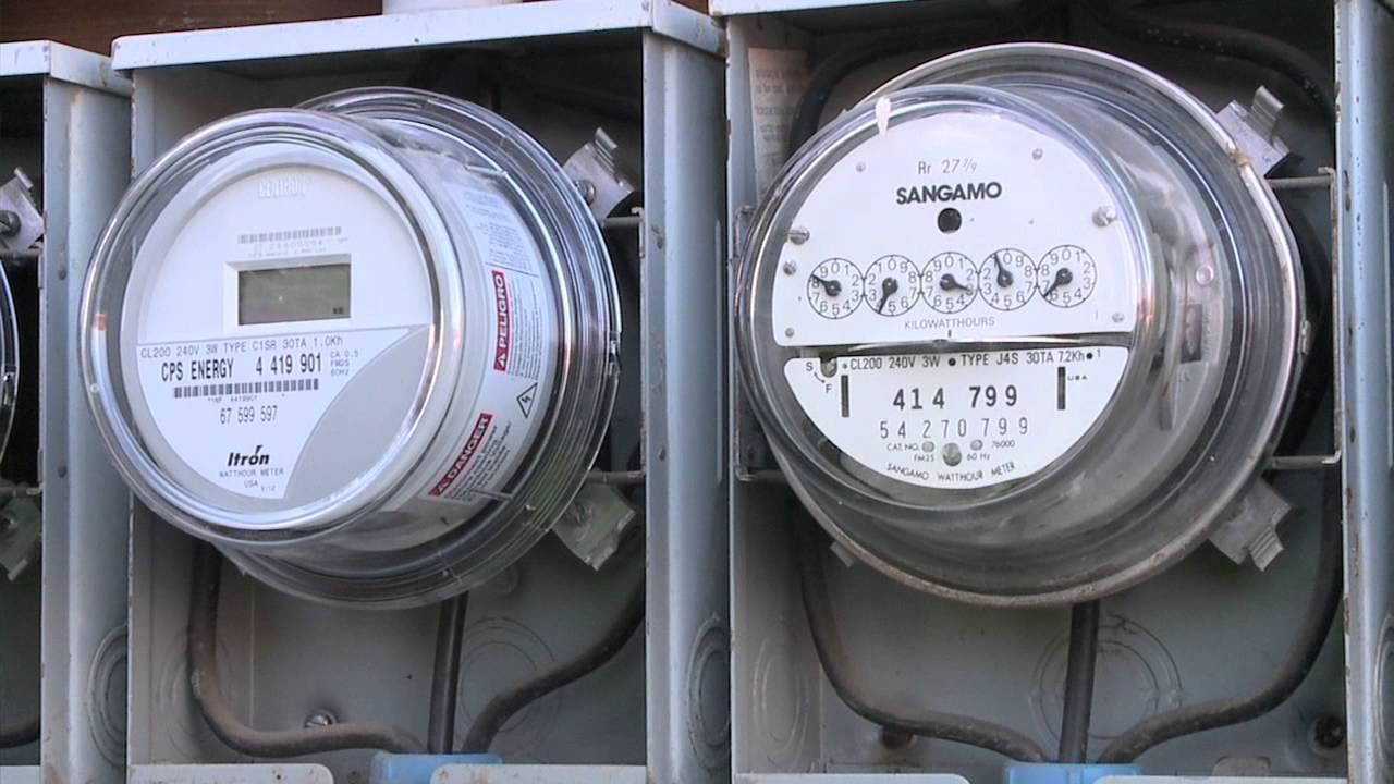 Smart Meter Vs Analog Meter : Cps energy meters going digital youtube
