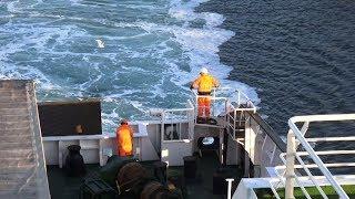 P&O Ferries Fähre Ankunft in Rotterdam von Hull Fähren nach Großbritannien to Rotterdam