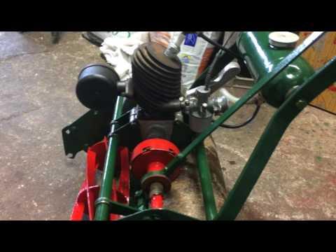 Vintage Atco mower