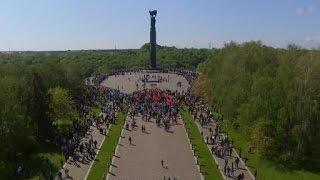 День победы в Житомире 2016(9 мая 2016 г. Житомир., 2016-05-10T16:50:52.000Z)