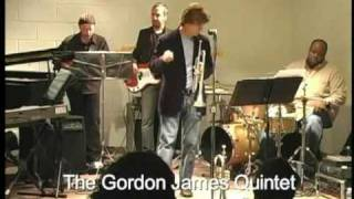 Gordon James Band - Cold Duck Time