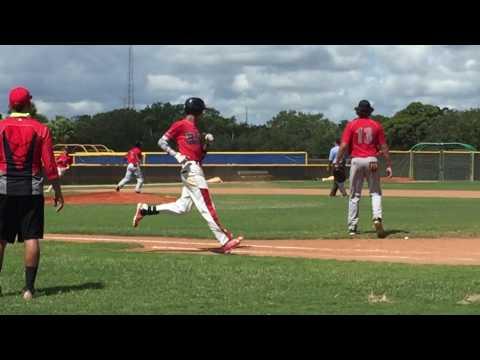 Justin Worley- single -Elite Performance Baseball 2017