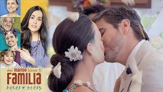 ¡La increíble boda de Julieta y Robert!   Mi marido tiene familia - Televisa