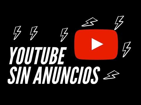 Youtube sin anuncios para pc|Sin programas|Wex Tutoriales