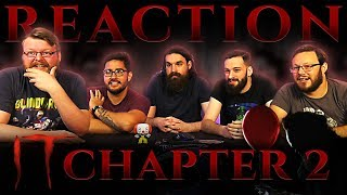 IT CHAPTER TWO - Final Trailer REACTION!!