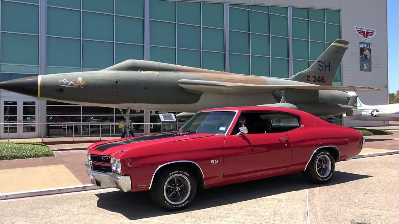 1970 Chevrolet Chevelle SS 454 Four-Speed