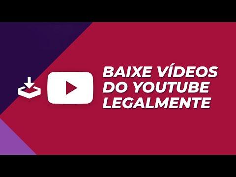 Como fazer download de vídeos do YouTube legalmente no celular