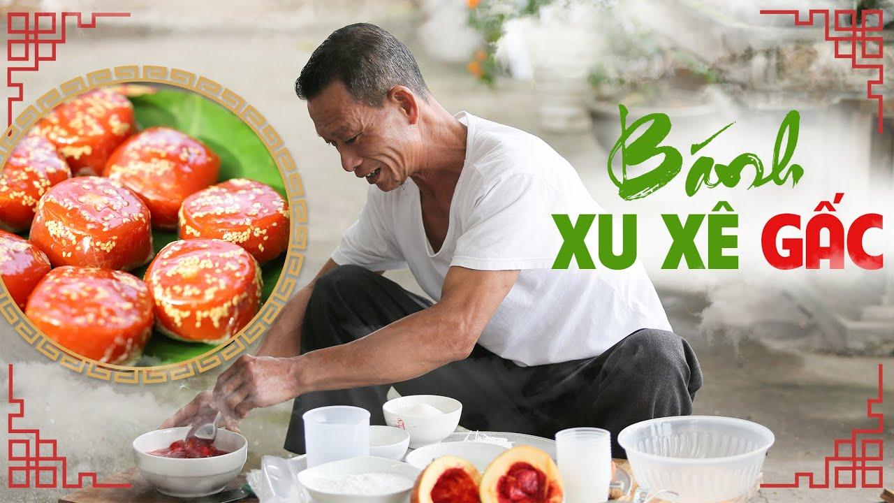 Ông Thọ Làm Bánh Xu Xê Dẻo Thơm Chuẩn Vị, Cực Đơn Giản | Vietnamese Conjugal Cake