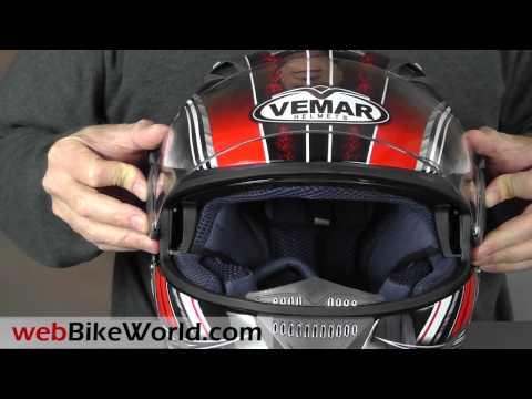 Vemar Geo Motorcycle Helmet