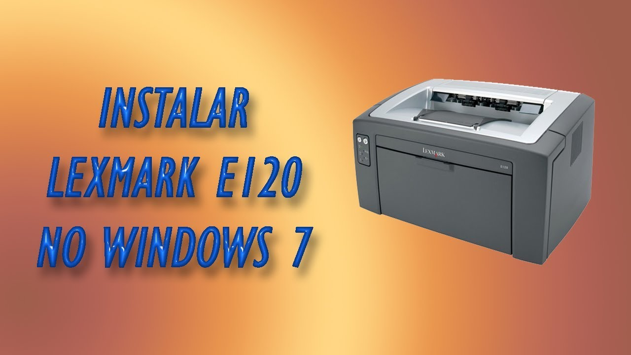 LEXMARK 120E WINDOWS XP DRIVER DOWNLOAD