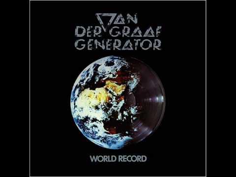 Van Der Graaf Generator - Wondering