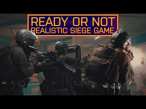 A More Realistic Siege? - READY OR NOT GAME - Everything We Know So Far